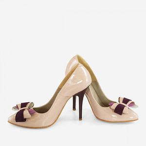 pantofi piele stiletto marga d99 1