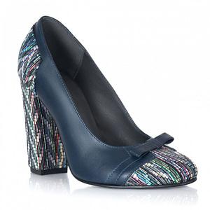 pantofi piele teo bleumarin v26 1