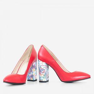 pantofi rosii anafashion 1