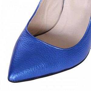 pantofi stiletto albastru sidef lucy s5 1