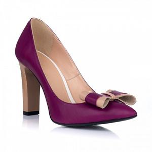 pantofi stiletto glam cu funda combi s2 1