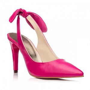 pantofi stiletto pink ribbon c2 1