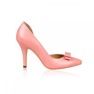 pantofi stiletto pink