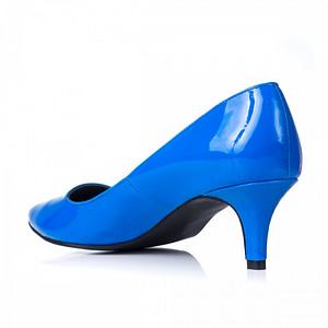pantofi stiletto toc mic 5 cm 1  1