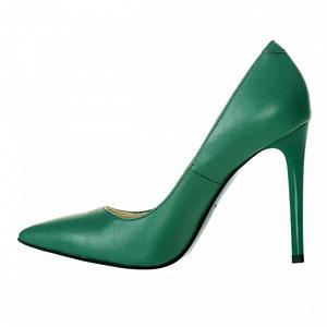 pantofi stiletto verde lucy s57 1