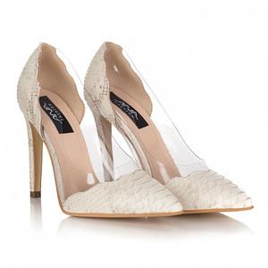 pantofi stilettos croco bej m50 1