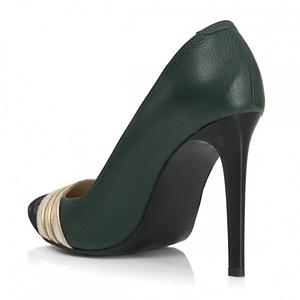 pantofi verzi adele  1