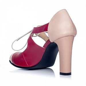 stiletto toc gros rosu anafashion 1