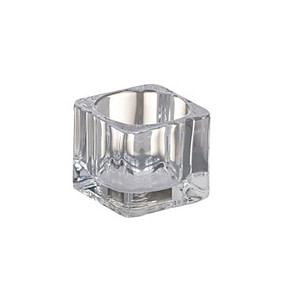 Suport lumanare sticla pentru lumanare pastila SLT 4055 SLT 4055