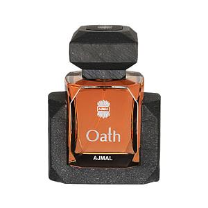 oath him