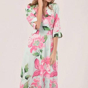 aqua high low wrap dress roh dr4200 9491 1