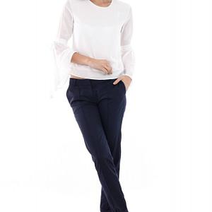 bluza alba eleganta br1221 5030 1