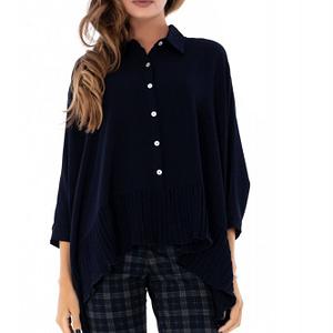 bluza bleumarin roh larga br1896 7563 1