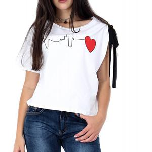 bluza corai roh cu imprimeu inima br1841 7346 1