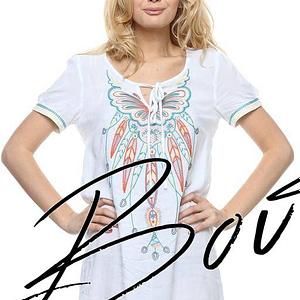 bluza cu broderie colorata br512 a 1491 1