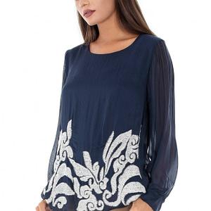 bluza delicata cu paiete br1506 6169 1