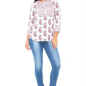 bluza imprimata floral br1176 4799 1
