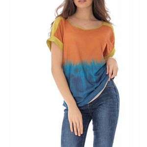 bluza multicolora casual roh br2286 9165 1
