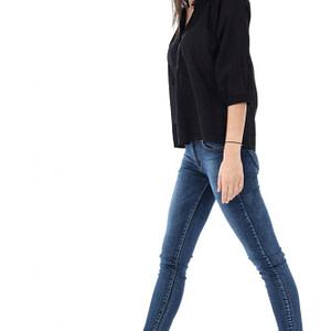 bluza neagra casual br1299 5304 1