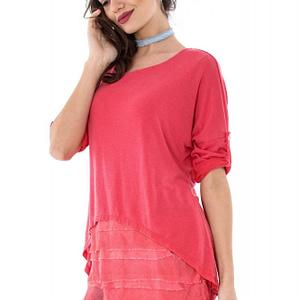 bluza roh cu volane br1696 6667 1