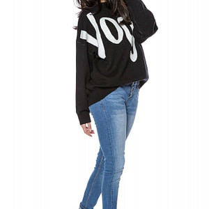 high quality knitted oversize jumper black roh br2299 9258 1