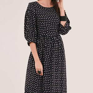 navy gathered tunic dress roh dr4202 9493 1