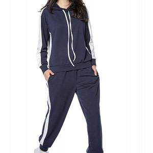 navy lightweight casual 2 piece tracksuit roh tr361 9254 1