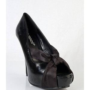 pantofi negri accesorizati cu funda emma 03 bk 5681 1