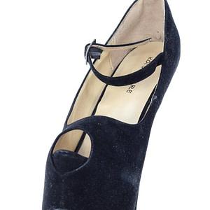 pantofi negri cu toc i0006 5962 1