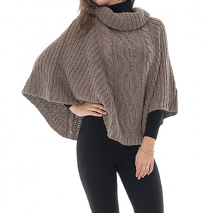poncho gros mink tricotat roh br2378 9671 1