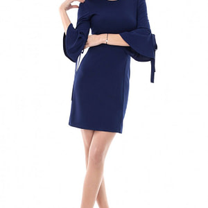 rochie bleumarin eleganta dr2760 5027 1