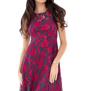 rochie cerise delicata dr3004 5877 1