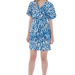 rochie cu imprimeu cld126 4019 1