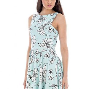rochie cu imprimeu floral cld082 3643 1