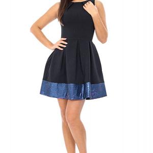 rochie cu paiete dr2562 n 4788 1
