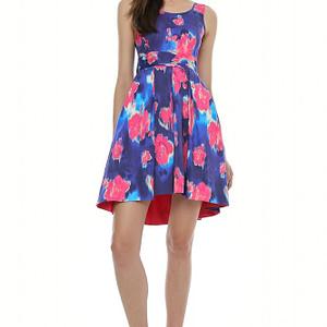 rochie de colectie din bumbac dr2486 4267 1