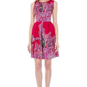 rochie de colectie imprimata dr1908 2823 1