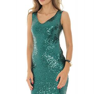 rochie de ocazie 2 in 1 roh verde dr3698 7981 1