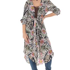 rochie de vara roh multicolora gen kimono dr4253 9700 1