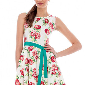 rochie florala dr2355 3839 1