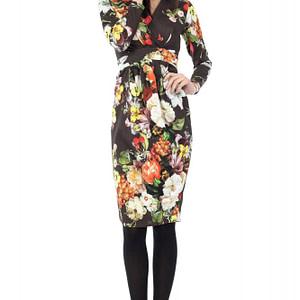 rochie florala dr2713 4909 1