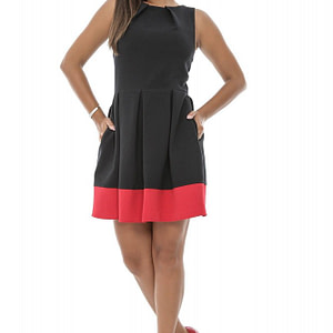rochie in contrast cld228 4519 1