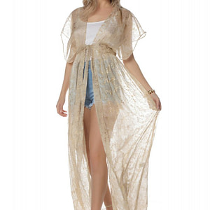 rochie lunga roh bej dr3695 7982 1