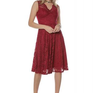 rochie midi din dantela roh grena dr3696 7983 1