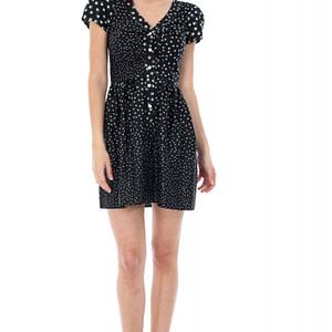 rochie neagra cu buline cld421 5436 1