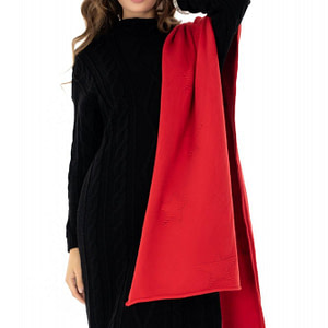 rochie neagra roh tricotata dr3625 7733 1