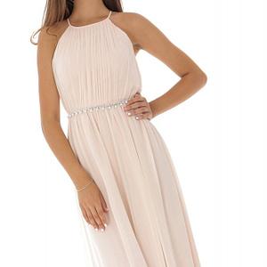 rochie roz maxi stil grecesc roh dr3947 8725 1