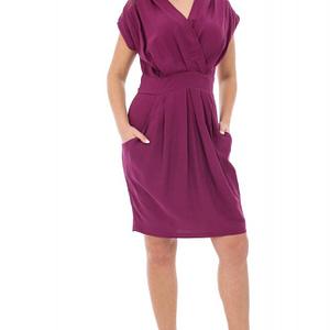 rochie visinie cu buzunare cld400 5269 1