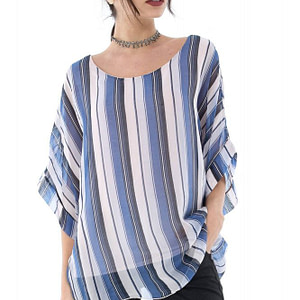 bluza eleganta roh cu dungi br1669 6640 1 scaled
