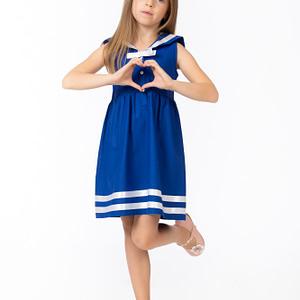 Rochie albastru marinar scaled